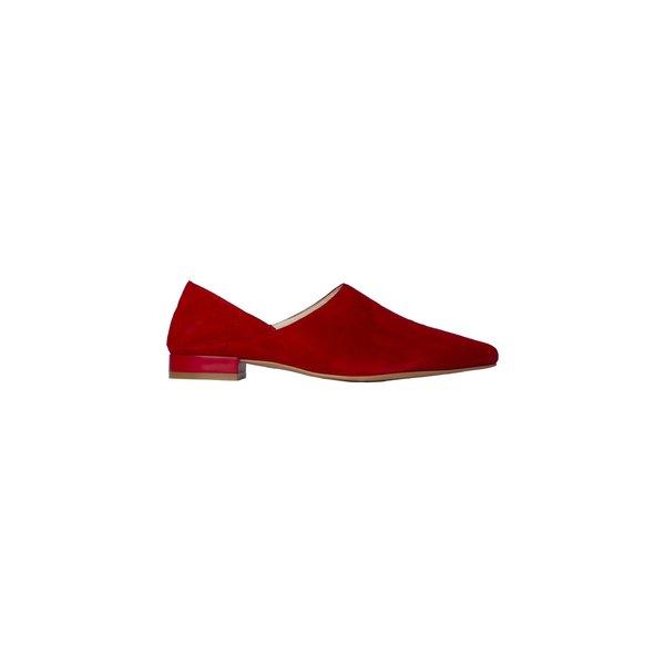 CARTEL Noa Loafer - red