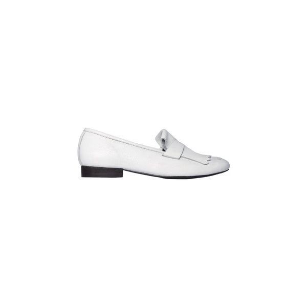 CARTEL Valentina loafer - white