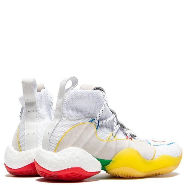 lowest price 7cdee 2b76e adidas by Pharrell Williams BYW LVL X - White