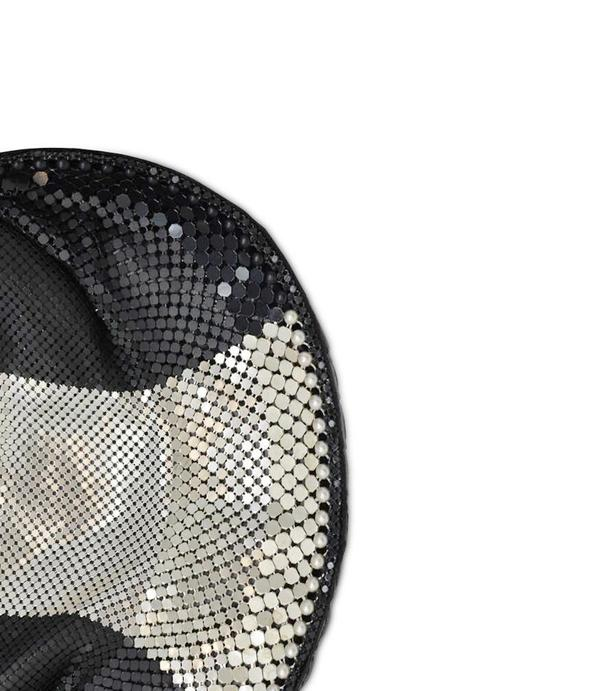 Laura B Strap Handbag - Black/Multi