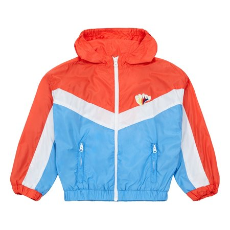 KIDS Hundred Pieces Shine Windbreaker