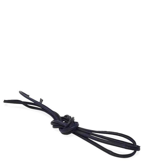 FURLING BY GIANI Nappa Leather Belt - NAVY