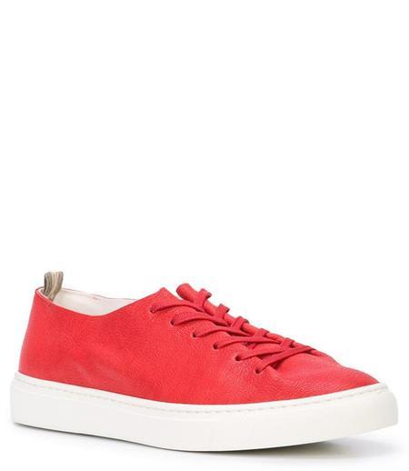 Officine Creative Leggera/100 Suede Sneakers - Coral
