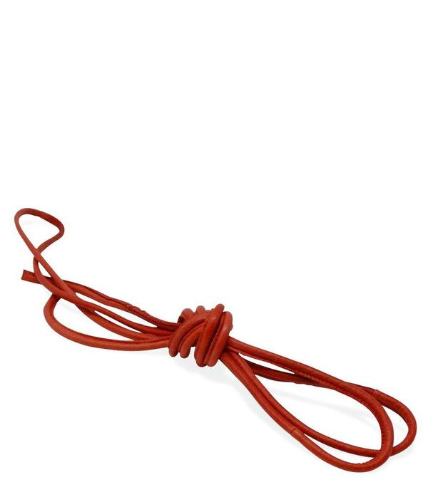 FURLING BY GIANI Nappa Leather Belt - RED