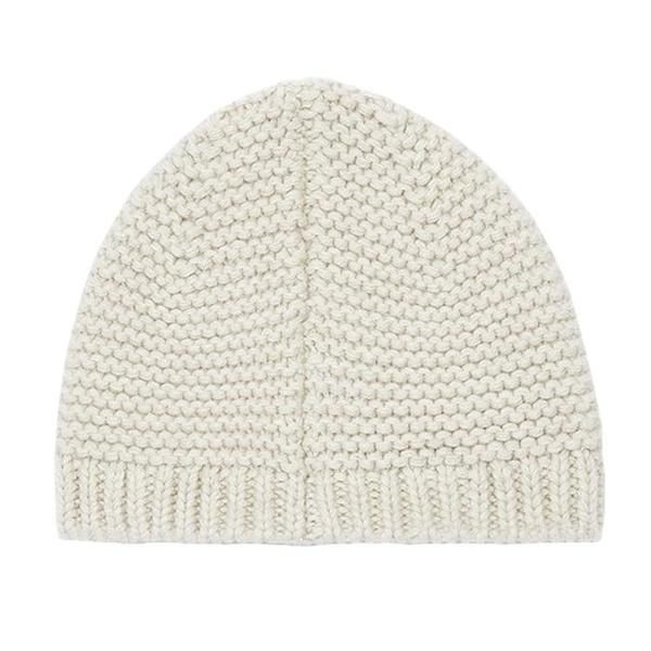 Kids Bonton Musette Hat - Cream