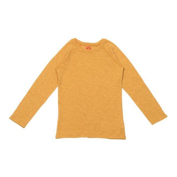 Kids Bonton Long Sleeved T-Shirt - Savora Yellow