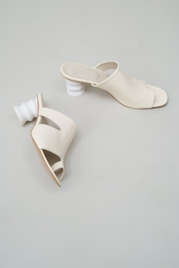 Nomia Twyla Mule - Porcelain