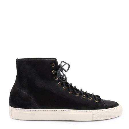 Buttero Tanino Hi Sneakers - Black