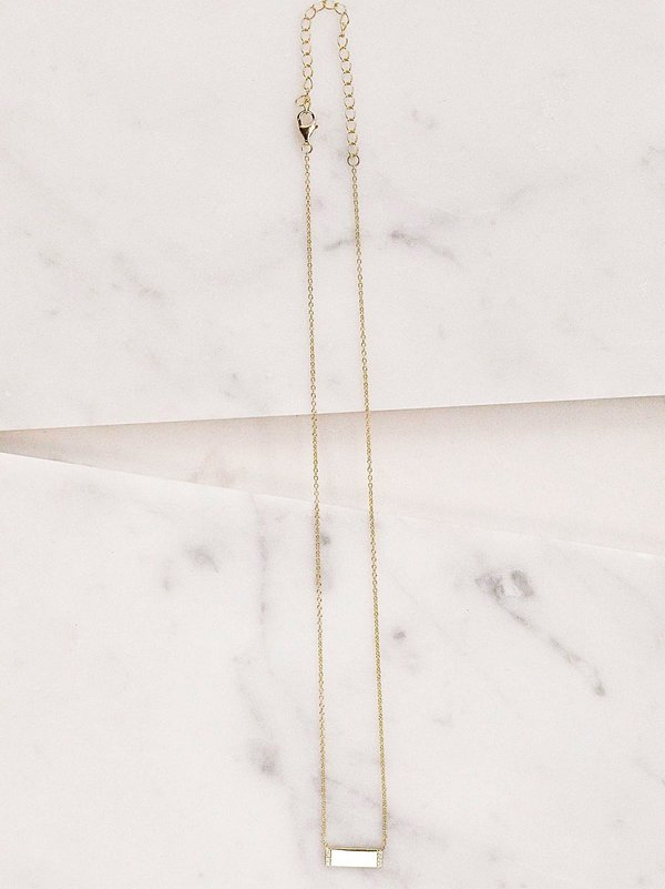 Charme Silkiner Ima Necklace