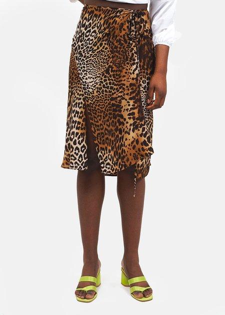 ciao lucia Carlotta Skirt - Leopard
