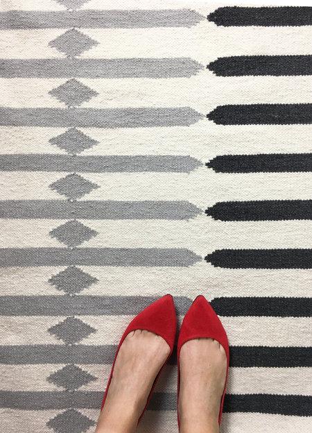 Aelfie Olivia Flat Weave Rug