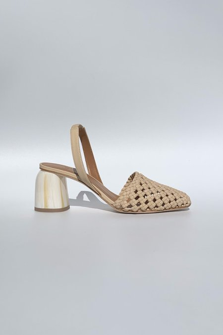 LOQ Nina Sandals - Biscuit