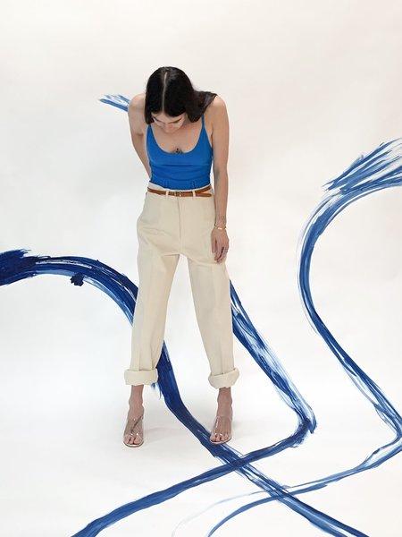 A Détacher Joey Jeans - ecru canvas