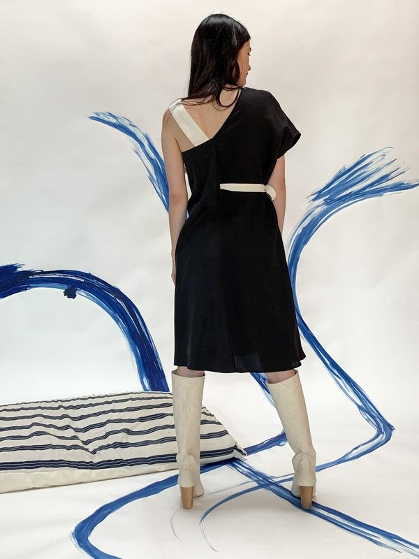 Correll Correll Flocco Kaftan Dress