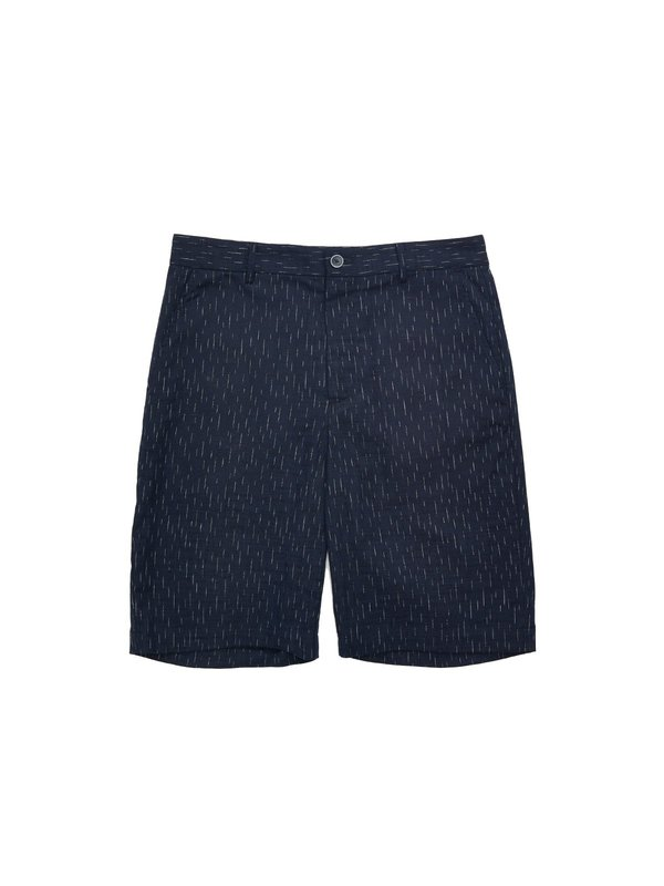 Krammer & Stoudt Bogart Shorts - Navy/White