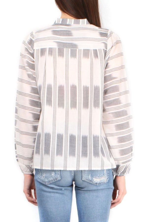 Warm Coed Blouse - White