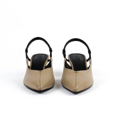 Mercedes Castillo Elena heel - powder grey