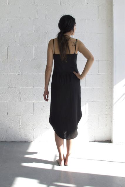 Ursa Minor Cate Dress Black