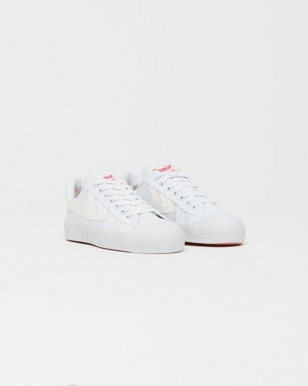 Warrior WB1 Shoes - White/White