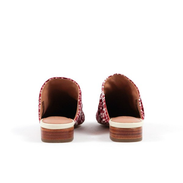 Rachel Comey Dore Sandal - crimson