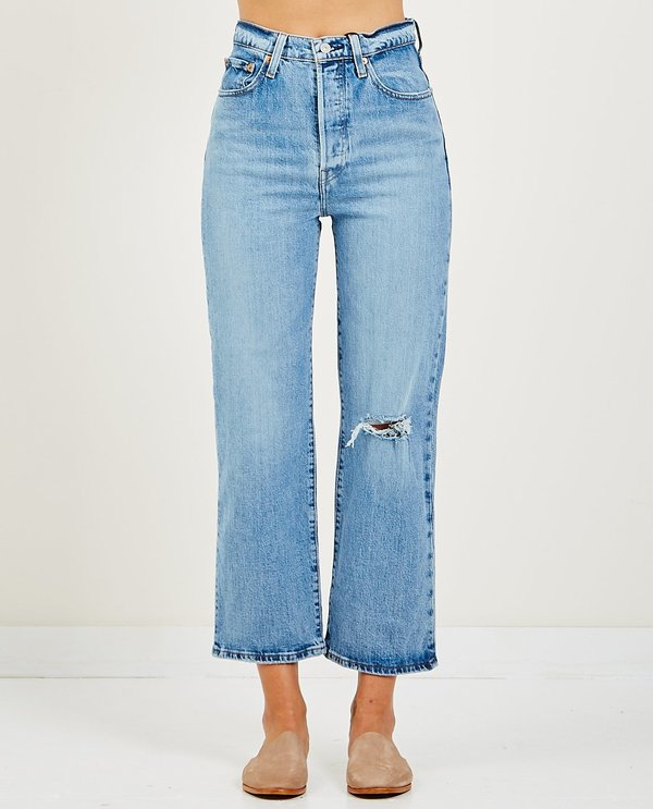 l'atteggiamento migliore 292a7 5e43a Levi's RIBCAGE JEAN - HATERS GONNA HATE on Garmentory