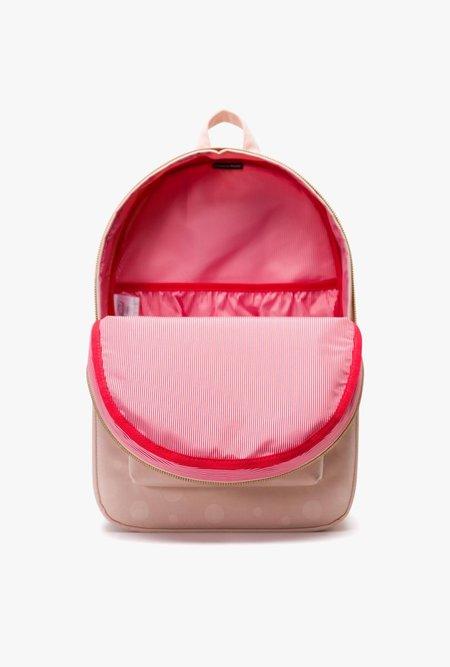 HERSCHEL SUPPLY CO Settlement Backpack - Polka Cameo Rose