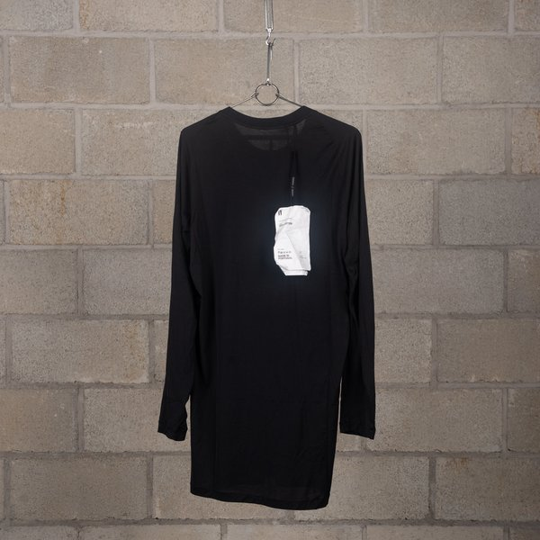 11 by Boris Bidjan Saberi LS3 Long Sleeve T-Shirt - Black