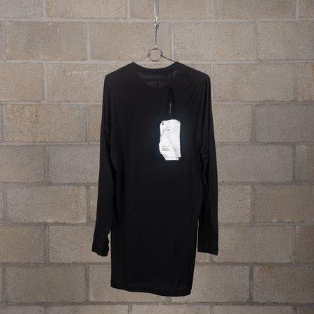 11 by Boris Bidjan Saberi LS3 Long Sleeve T-Shirt - Black