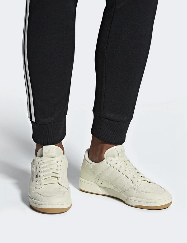 new product 034cc b896f Adidas Continental 80 (BD7975) - Off White Raw White Gum