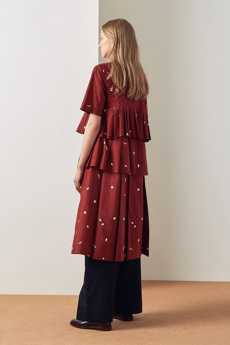 Kowtow Rei Dress - dream