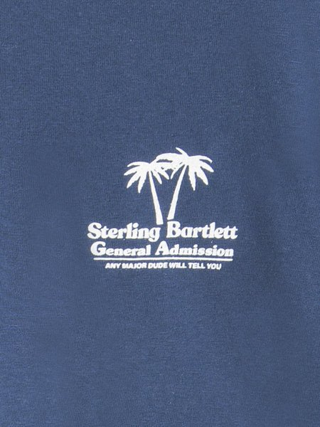 General Admission X Sterling Bartlett L/S Tee - Navy