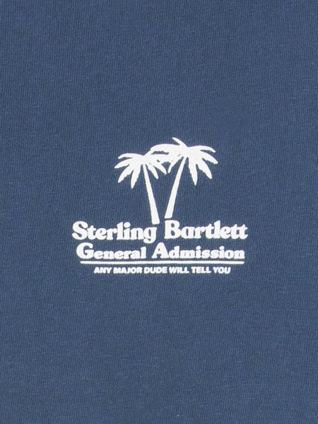 General Admission X Sterling Bartlett S/S Tee - Navy