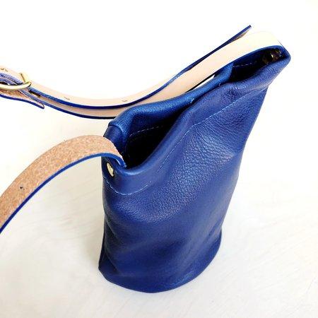 Julia Gabriel Studio Semi Mini Crossbody Bag - Cobalt