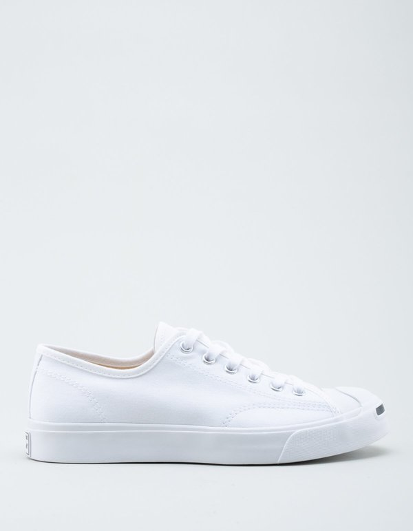 Converse Jack Purcell Classic Low Top Sneakers White on Garmentory