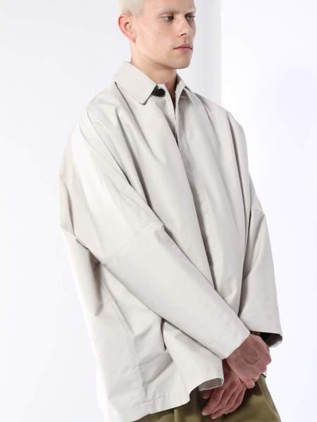 Deveaux Winged Shirt Jacket