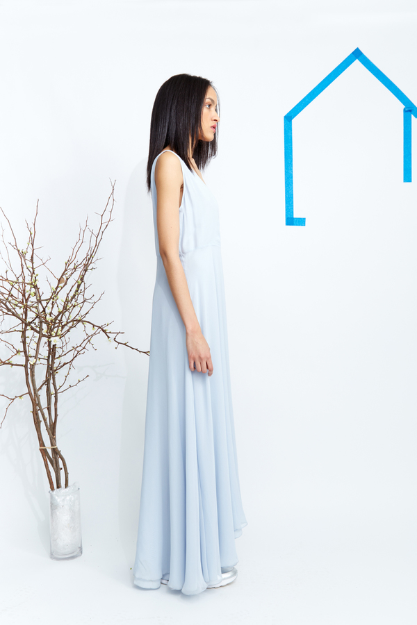 Allina Liu Cortana Dress