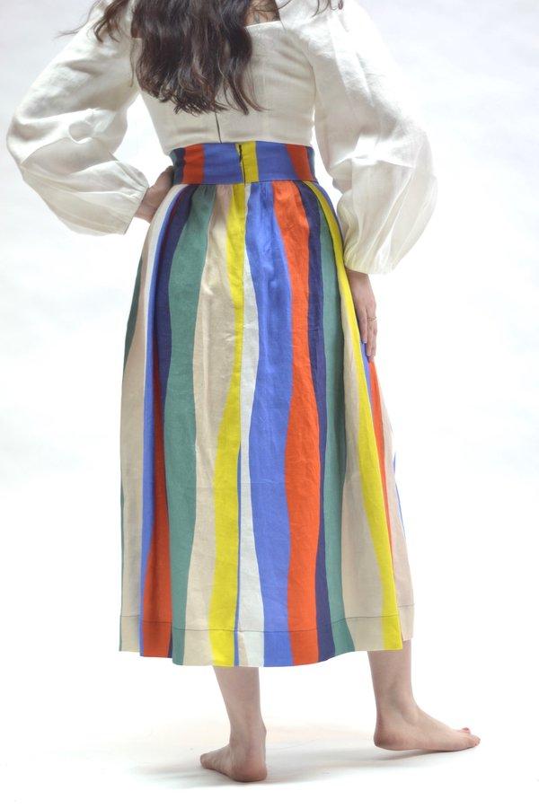 Whit Kimani Skirt - Rainbow