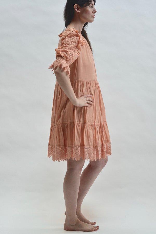 Ulla Johnson Tyre Dress - Coral