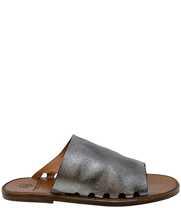 Silvano Sassetti Argento Leather Sandals
