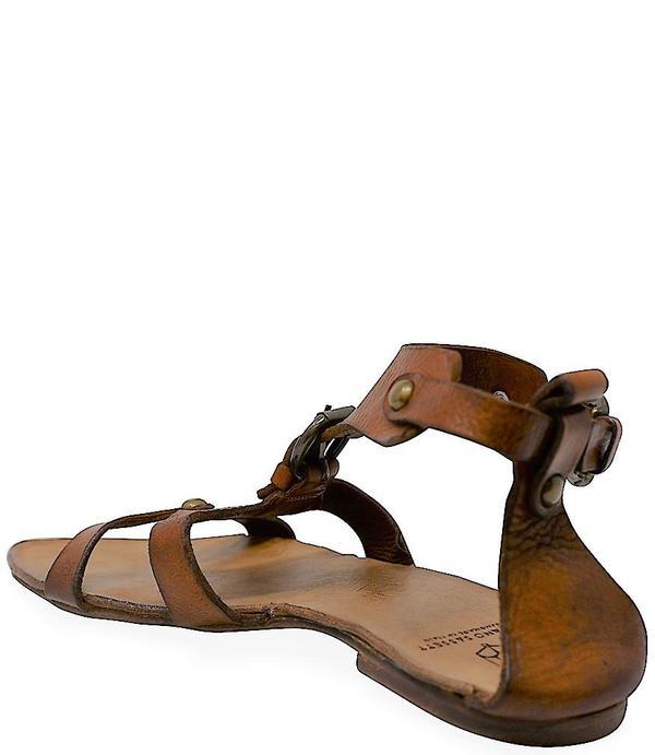 Silvano Sassetti Cuoio Leather Sandals