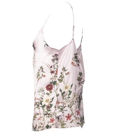 ST. PIECE Silk Blouse - Pink
