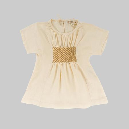 KIDS Omibia Bella Dress - Cream