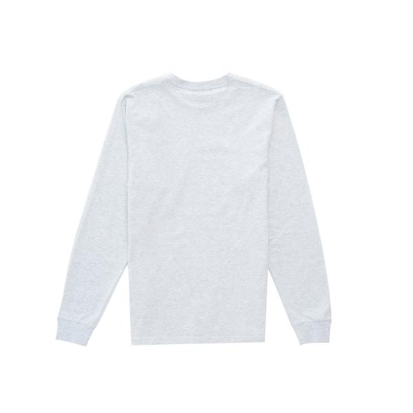 Carhartt Wip L/S Pocket T-Shirt - Ash Heather