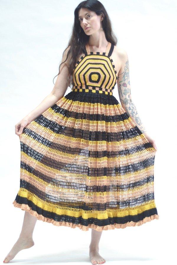 Ulla Johnson Paz Dress - Sunflower