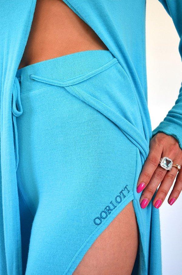 Oori Ott The Split Pant - Tennis Ball