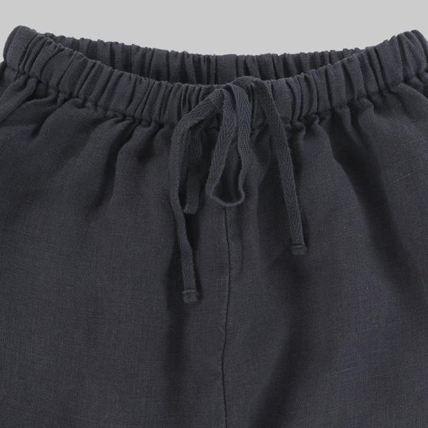 KIDS Omibia Berny Trousers - Anchor Grey
