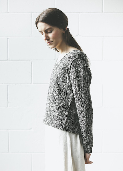 Line Knitwear - Val in Twister