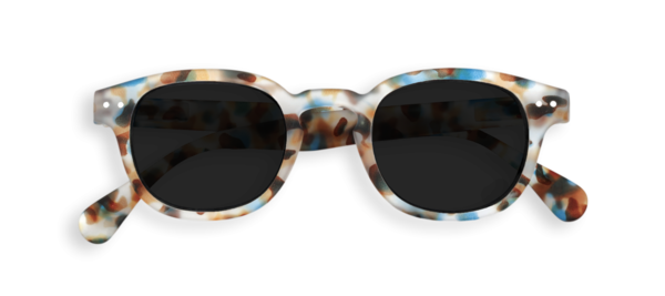 5beaa777e08 Izipizi  C Soft Grey Lenses Sunglasses - Blue Tortoise