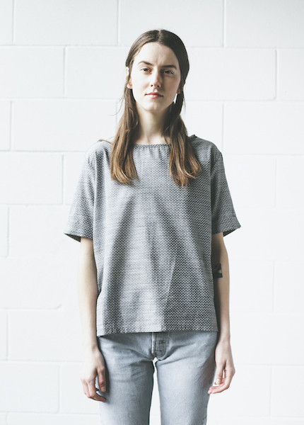 Me & Arrow - Square Top in Dot