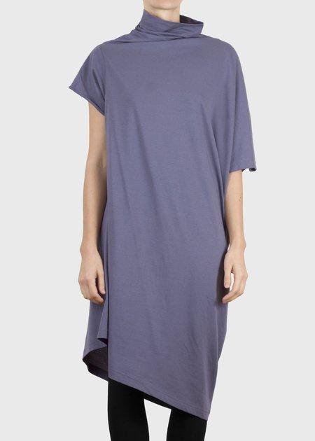 complexgeometries aspect tunic - dusty grey